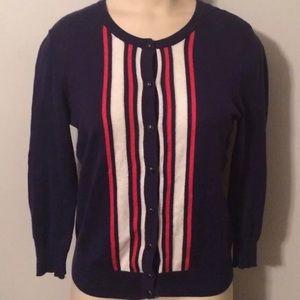 New York & company lightweight cardigan sweater xs